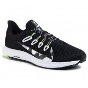Обувки NIKE - Quest 2 CI3787 010 Black/White/Iron Green