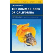 Field Guide to the Common Bees of California: Including Bees of the Western United States, Paperback/Gretchen Lebuhn