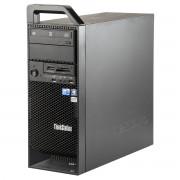 Lenovo ThinkStation S20 Intel Xeon W3550 3.06 GHz, 8 GB DDR 3 ECC, 500 GB HDD, DVD-ROM, 1 GB GeForce 605, Tower