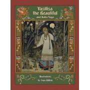 Vasilisa the Beautiful and Baba Yaga, Hardcover