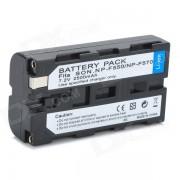 NP-F550 bateria de la videocamara Sony NP-F330 NP-F530 NP-F570 NP-F730