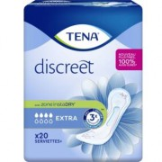 Tena Discreet Extra - 20 protections anatomiques