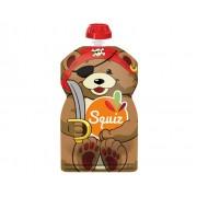 SQUIZ Gourde Souple Réutilisable Ours - 130 ml