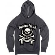 mikina pánská Motörhead - Marl - AMPLIFIED - Dark Grey - AV293MHD