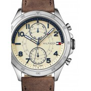 Ceas barbatesc Tommy Hilfiger 1791344 Multif. 44mm 5ATM
