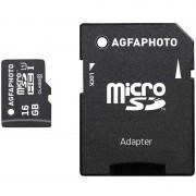 Cartão de Memória MicroSDHC AgfaPhoto 10580 - 16GB