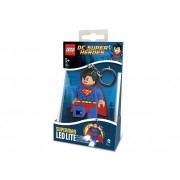 LGL-KE39 Breloc cu lanterna LEGO Superman