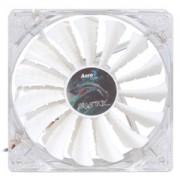Ventilator 120 mm Aerocool Shark White LED
