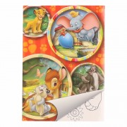Disney Bambi kleurboeken