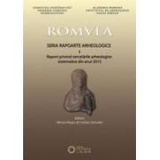 ROMVLA. SERIA RAPOARTE ARHEOLOGICE, I, Raport privind cercetările arheologice sistematice din anul 2015