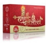 Shopping store Shree Hanuman Chalisa Yantra Locket with gold plated chain Hanuman Kavach Yantra