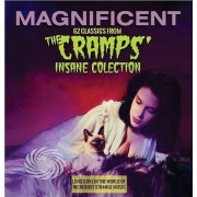 Video Delta V/A - Magnificent: 62 Classics From The Cramps Insane Co - CD