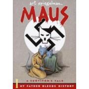 Maus A Survivors Tale
