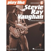 Hal Leonard Play Like Stevie Ray Vaughan: The Ultimate Guitar Lesson