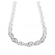 925 Sterling Silver lady's fancy necklace