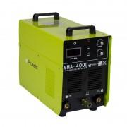 Aparat de sudura tip invertor ProWeld MMA-400I, 400 A, 400 V, 18 kVA, trifazat, masca de mana inclusa