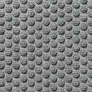 Certeo Schmutzfangmatte, 150 Aqua Trap® - BxL 900 x 1500 mm, grau