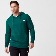 Myprotein Tru-Fit Zip Pullover Hoodie - XL - Dark Green