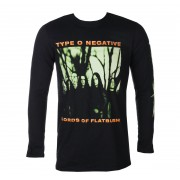 tričko pánské s dlouhým rukávem TYPE O NEGATIVE - OCTOBER RUST - PLASTIC HEAD - PH11699LS