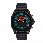 Diesel - Smartwatch touchscreen On Full Guard 2.5 Gen 4 con cinturino in silicone - DZT2010