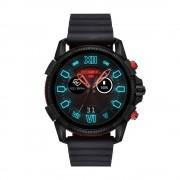 Diesel - Smartwatch touchscreen On Full Guard 2.5 Gen 4 con cinturino in silicone - DZT2010