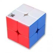 Dayan- Nouveau 2x2 Magique Cube Professionnelle et Parfait Dayan ZhanChi Record du monde de vitesse Cube Magique speed cube