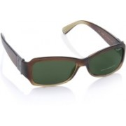 Pepe Jeans Rectangular Sunglasses(Green)