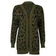 Fashionize Vest Leopard Army