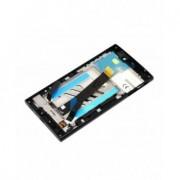 Display cu touchscreen Complet Sony Xperia L2, H3311 Negru Original
