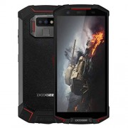 Wblue DOOGEE S70 Teléfono resistente de 6 GB + 64 GB y batería de 5500 mAh, Android 8.1 MTK Helio P23 Octa Core hasta 2,5 GHz GSM & WCDMA & FDD-LTE, Rojo