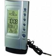 Termometru Higrometru digital Koch Klimatimer Plus 12707 Silver