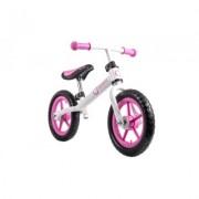 Lionelo Rowerek biegowy Fin Plus pink + EKSPRESOWA WYSY?KA W 24H