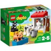 Конструктор Лего Дупло - Животни във ферма - LEGO DUPLO Town, 10870