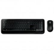 Microsoft Desktop 850 Tastiera+mouse Wireless Layout Italiano Colore Nero