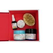 Set cadou produse naturale de ingrijire FEMEI-5 produse