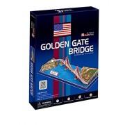 Cubicfun Golden Gate Bridge