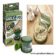 Set Garlic Pro - tocator de usturoi