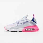 Nike W Air Max 2090 White/ Concord-Pink Blast-Pure Platinum
