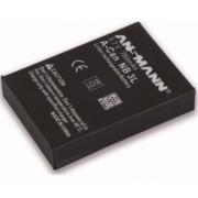 Ansmann Batterie photo numerique type Canon NB-3L Li-ion 3.7V 750mAh