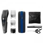 Машинка за подстригване Philips HC7650/15 Series 7000 hair clipper itanium Blades, 28 регулируеми дължини, 90 мин. без кабел