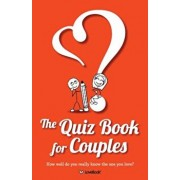 The Quiz Book for Couples, Paperback/Lovebook