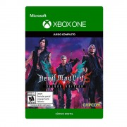 Microsoft devil may cry 5 deluxe xbox one