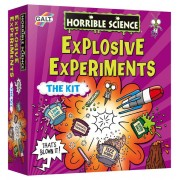 Horrible Science: Kit experimente explozive PlayLearn Toys