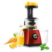 Storcator de fructe si legume Sencor SSJ 4042RD Slow Juicer 400W 0.8l rosu