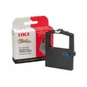 OKI Kleurtape 09002310 Origineel ML390 Geschikt voor apparatuur (merk): OKI Zwart 1 stuk(s)