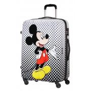 AMERICAN TOURISTER Disney Legends Trolley Mickey Polka Dot 75cm