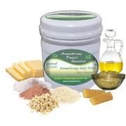 ecoplanet Aromatherapy Body Wrap Rice Oatmeal 1 Kg Satin Silk and Smooth Skin