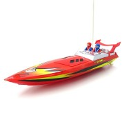 Flytec HQ5011 34CM Infrared 27MHZ 40MHZ Rc Boat 15KM/H Without Battery RTR Toys