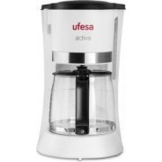 Cafetiera Ufesa CG7123 Activa 800 W 1.5 L Alb