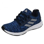 Adidas Men's Blue Lace-up Running Shoes